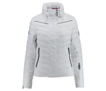 Damen Jacke / Steppjacke Chevron Fuji, Weiß
