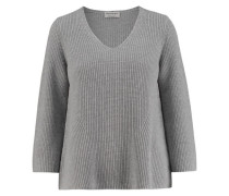 Damen Pullover, grau