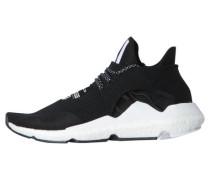 "Herren Sneakers ""Saikou"", schwarz / weiss"