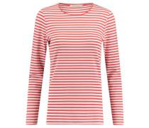 Damen Shirt Langarm, pink