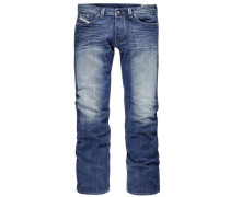 Herren Straight Leg Jeans Larkee 8XR, denim