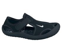 Nike Jungen Sandale Sunray Protect, weiss / grau