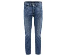 Damen Jeans L'Adorable Boyfriend-Fit, Blau
