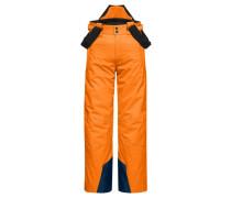 Boys Skihose Vector, Orange