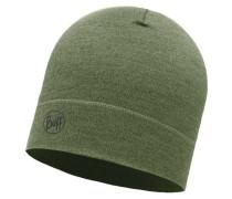 """Mütze """"Midweight Merino Wool Hat"""", grün"""