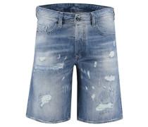 Herren Shorts Bust Shorts, Blau
