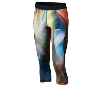 "Girls Trainingstights ""Nike Pro Hypercool Capri"", multicolor"