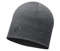 "Mütze ""Heavyweight Merino Wool Hat"", anthrazit"