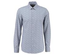 Herren Hemd Regular Fit, Blau