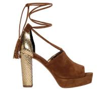 Damen Sandaletten Pyto Vichy