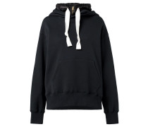 "Damen Sweatshirt ""Airy Volume"", schwarz"