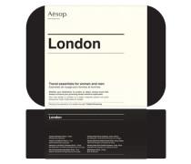 Reiseset London Travel Case