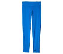 Damen Tights Ultimate Fit, Blau