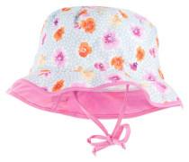 Mädchen Baby Hut, Blumen
