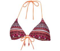 Damen Bikini Oberteil Triangle Padded Gr. 34384036