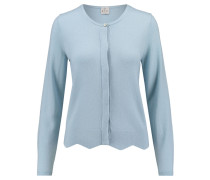 Damen Strickjacke, Blau