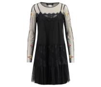 Damen Kleid, Schwarz