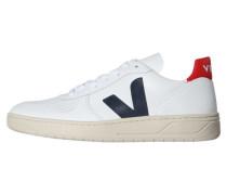 """Herren Sneakers """"V-10"""", weiss"""