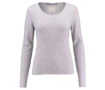 "Damen Kaschmir-Pullover ""Carnabi"", grau"