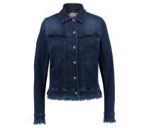 Damen Jeansjacke Easy Trucker, Blau