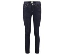 Damen Jeans Skin 5 Rinse, denim