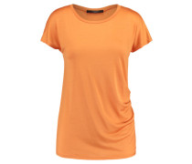 Damen Seidenshirt Parana Kurzarm, Orange