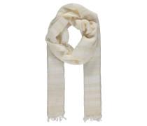 Damen Schal, Weiß