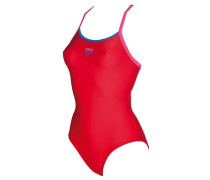 Damen Badeanzug Variety, Rot