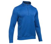 Herren Golfpullover Crestable Sweater Fleece, Blau