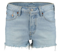"Damen Shorts ""501"" Original Fit, stoned blue"