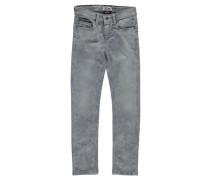 Jungen Jeans Scanton Slim Fit, Grau