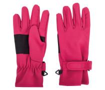 Mädchen und Jungen Handschuhe, pink