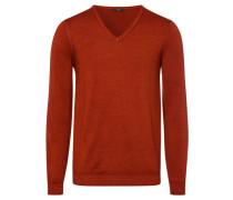 "Herren Pullover ""Vico"", orange"