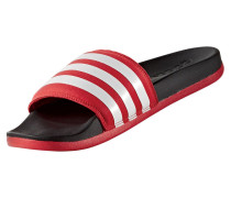 Damen Badeschuhe Adilette Cloudfoam Ultra Stripes Slipper