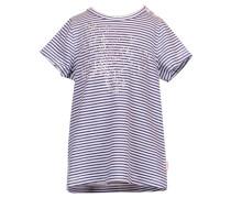 Mädchen T-Shirt, Blau