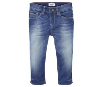 Mädchen Capri Jeans Renee Super Skinny Fit