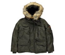 Jungen Daunenjacke Right Hand Eco Boy, Grün