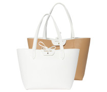 Damen Wende-Shopper, Rosa