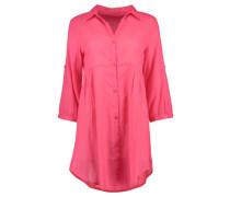 Damen Strandkleid / Tunika Marseilles Hemdblusenkleid, Rosa