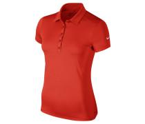 Damen Poloshirt Victory Solid Polo Kurzarm