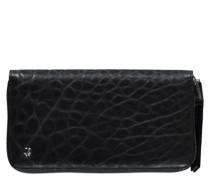 Damen Portemonnaie, schwarz