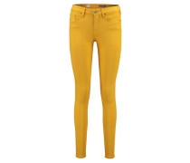 Damen Jeans / Jeggings Como, Orange