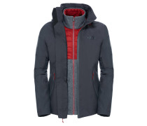 Herren Jacke Brownwood Triclimate Jacket, Grau