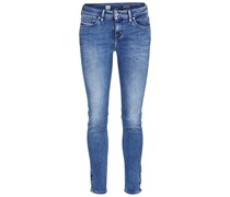 Tommy Hilfiger: Damen Jeans Venice Low Waist Skinny Fit, bleached