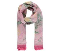 Damen Schal, pink