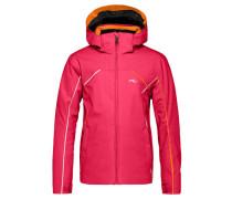 Mädchen Skijacke Formula, pink