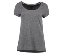 Hilfiger Denim: Damen T-Shirt Leena, schwarz