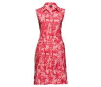 Damen Kleid Sonora Jungle Dress, Rot