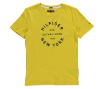 Jungen T-Shirt, Gelb