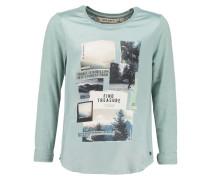 Mädchen Shirt Langarm Gr. 164